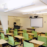 University Classroom Design